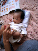 Babymassage1